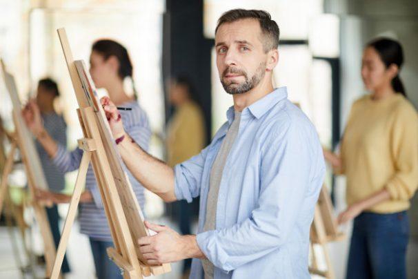 ศิลปะสามารถฝึกสมาธิให้คนเรามีสติมากยิ่งขึ้น