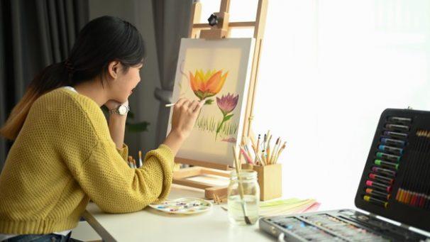 ศิลปะเป็นเรื่องที่ควรจะให้ความสนใจให้มากที่สุด